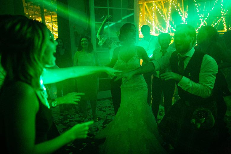 available light wedding photos