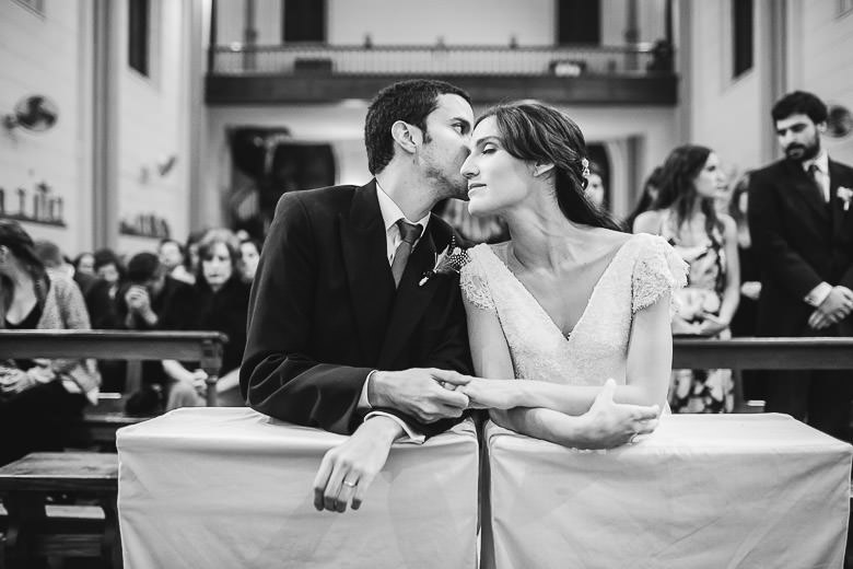 fotos de casamiento en iglesia colegio marin