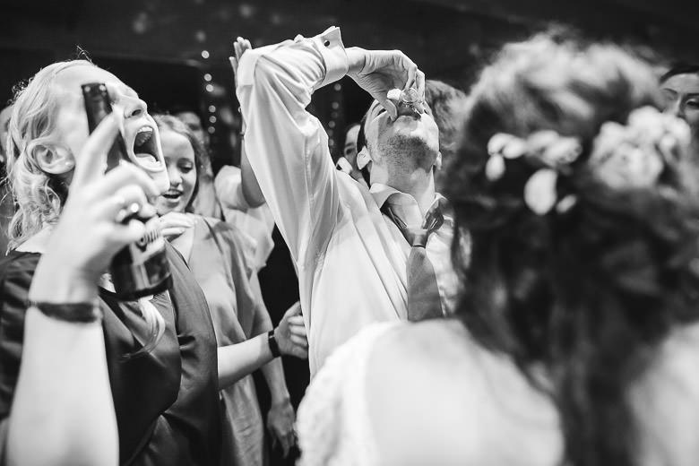 casamiento feliz